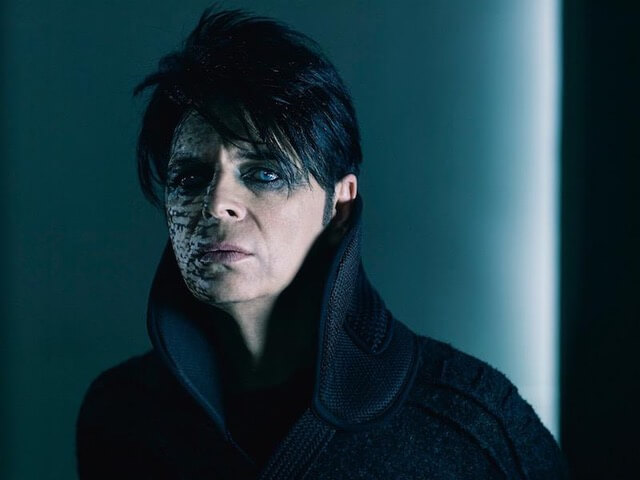Gary Numan Is Just Going With It