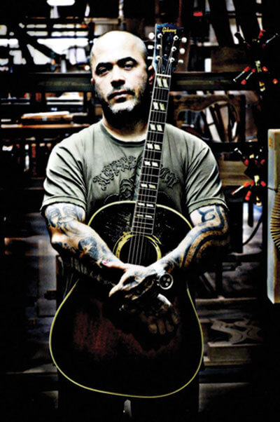 Aaron Lewis with special guest Frankie Ballard - August 31