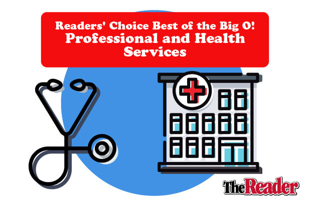Best of the Big O Professional and Health Services