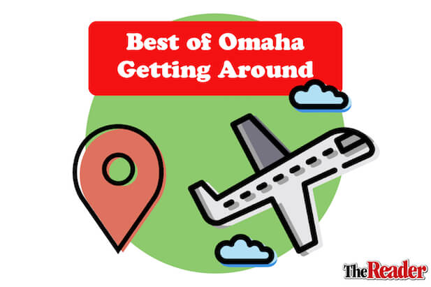 Best of Omaha Getting Around