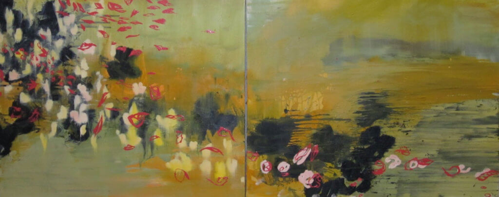 painting Christina Narwicz