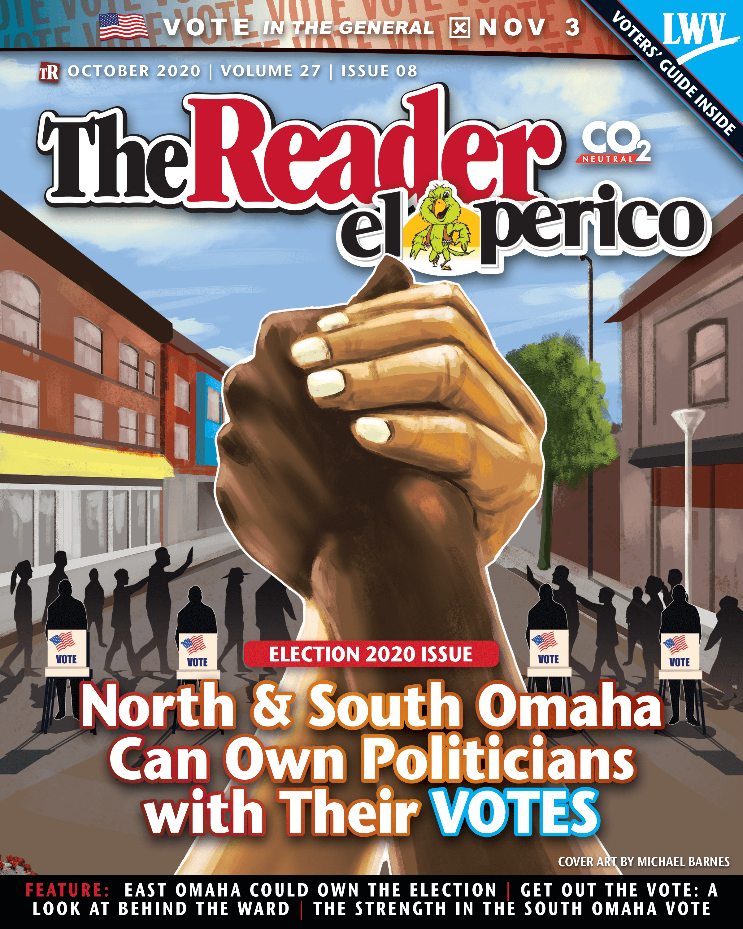 Reader August 2020 Cover